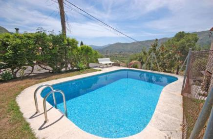 Villa and Pool in Adsubia to rent